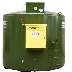 Двустенен резервоар GIAN SAVI BOX 70